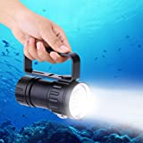LED Immersioni Subacquee TorciaImpermeabile Handheld Video Fotografia Torcia Subacquea Immersione Luce Lampada Illuminazione