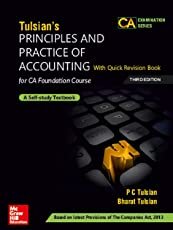 Principles and Practice of Accounting: With Quick Revision Guide
