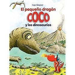 Coco Y Los Dinosaurios (El pequeño dragón Coco)