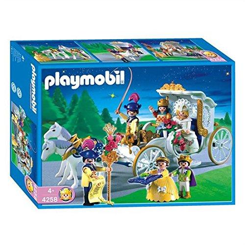 Preisvergleich Produktbild Playmobil Königliche Hochzeitskutsche 4258