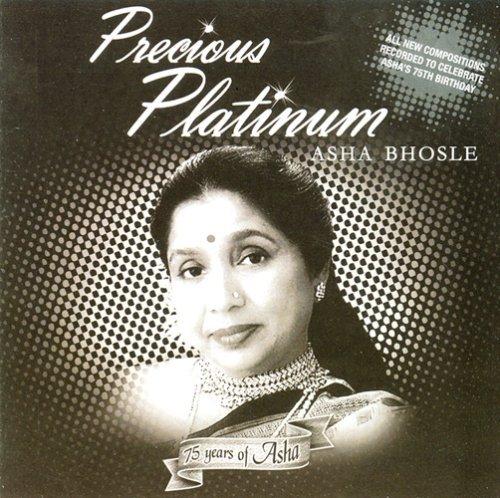 Precious Platinum by Asha Bhosle
