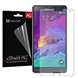Best Spigen Galaxy Note 4 Screen Protectors - Vena® Samsung Galaxy Note 4 Screen Protector [vShield] Review