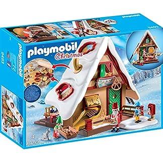 Playmobil Chrismas Panadería Navideña