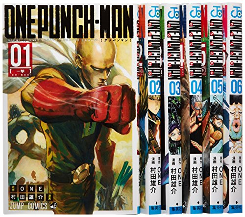 One Punch Man: Wanpanman 1-10 Set [Japanese]