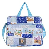 DIVYANA Unisex Baby Toddler Mommy Diaper Bag (Blue)