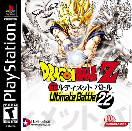 Dragon Ball Z: Ultimate Battle 22 - PlayStation 1