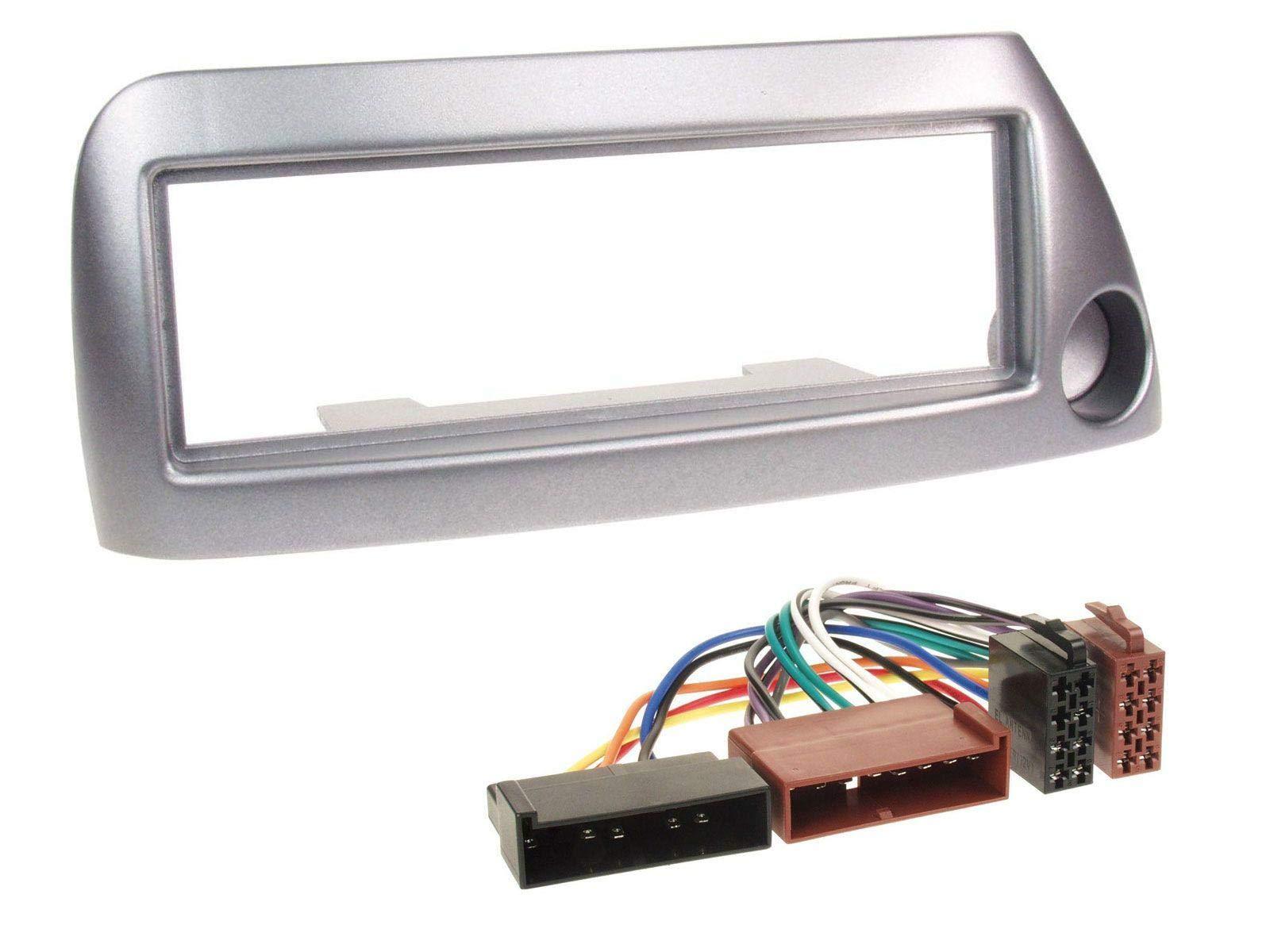 caraudio24-JVC-KD-R992BT-Bluetooth-MP3-CD-AUX-USB-Autoradio-fr-Ford-Ka-bis-2008-Silber-metallic