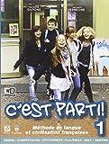 C'est parti. Per la Scuola media! Con CD Audio. Con e-book. Con espansione online: 1