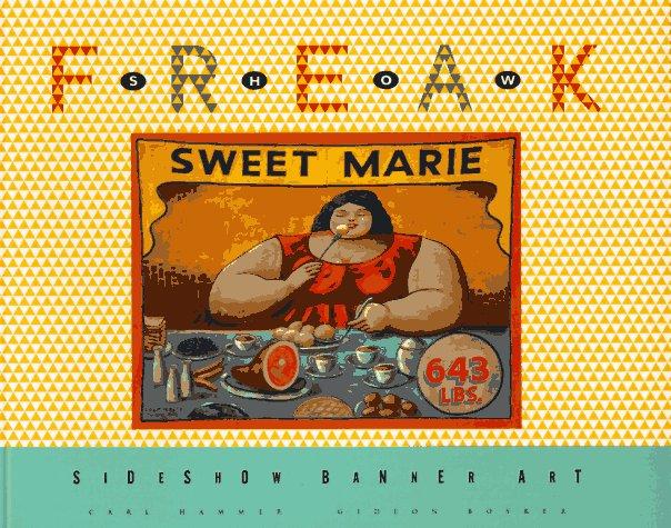 Freak Show: Sideshow Banner Art