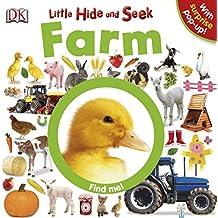 Little Hide and Seek Farm (Little Hide & Seek)