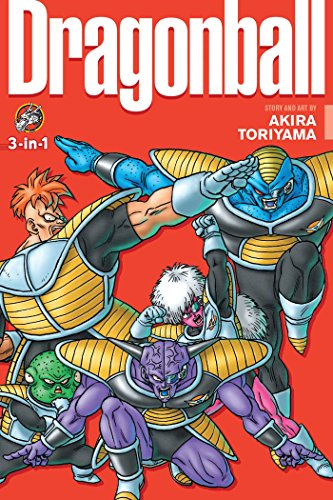VOL 08 (Dragon Ball (3-in-1 Edition), Band 8) ()