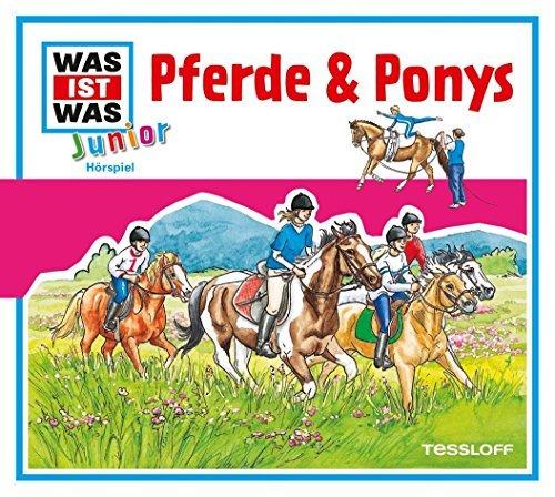 WAS IST WAS Junior, H??rspiel: Pferde & Ponys by Was Ist Was Junior (2009-03-23) (H Ist Für Pferd)