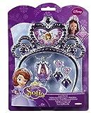 Princesas Disney - Set de joyas, diseño Princesa Sofía (Cefa Toys 88264)