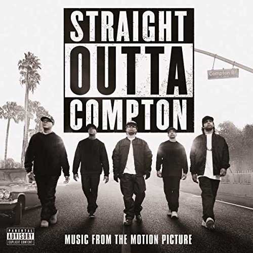 Straight Outta Compton (Nwa-cd)