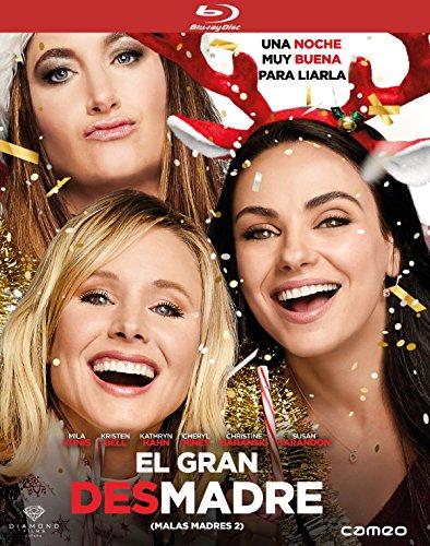 El gran desmadre (Malas madres 2) [Blu-ray]