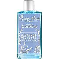Bien-être - Eau de Cologne au Parfum de Lavande Sauvage - 250 ml