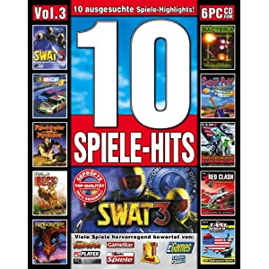 10 Spiele-Hits Vol. 3