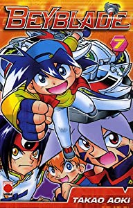 Beyblade Edition simple Tome 7