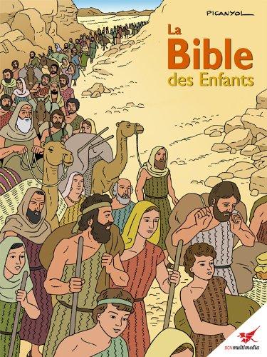 Livres La Bible des Enfants - Bande dessinée pdf