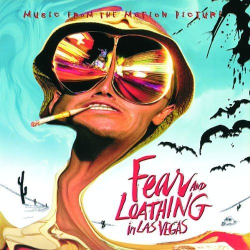 Fear And Loathing In Las Vegas: Music From The Motion Picture Soundtrack Edition by Big Brother & The Holding Company, Brewer And Shipley, Tom Jones, The Yardbirds, (1998) Audio CD