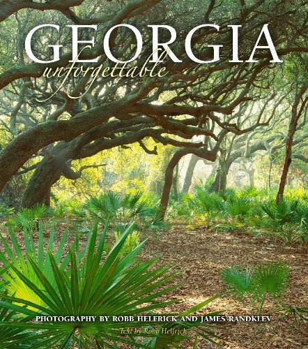 Georgia Unforgettable (Cumberland Island Cover)