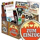 Zum Einzug | Mann Geschenk | Geschenkbox | Zum Einzug | Männergeschenke | Geschenk zum Einzug für Sie | INKL DDR Kochbuch