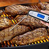 Fleisch-Thermometer Ofenfeste elekt...