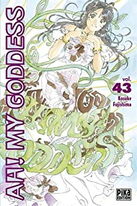 Ah ! My Goddess Edition simple Tome 43