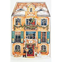 """Adventskalender """"Im Weihnachtshaus"""""""