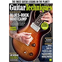 Guitar Techniques: Take the challenge (English Edition)