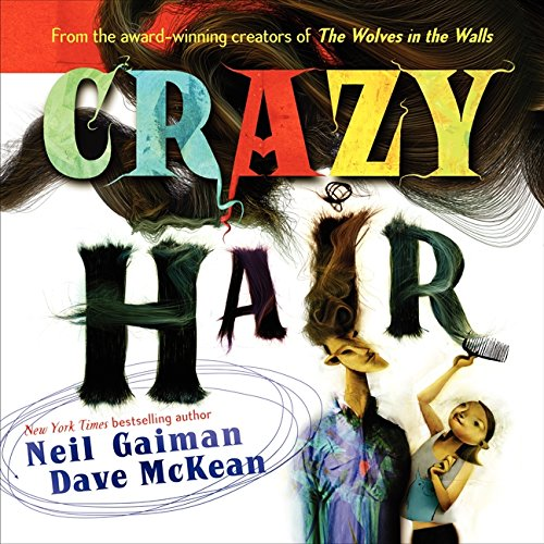 Crazy Hair por Neil Gaiman