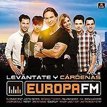 Europa FM: Levántate Y Cárdenas - Volumen 6
