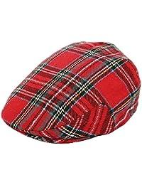 Amazon.es  boina roja - Boinas   Sombreros y gorras  Ropa d84c80a6bd0