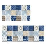 S&Y Tappeto lungo i tappetini da cucina/Anti - Pattini impermeabile e anti - incendio dell'olio - Prova tappetini Tappeti di strisce