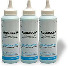 UltraCare PRO Aquascan- Ultrasound Gel For Diagnostic And Therapeutic Purpose (Pack Of 3 Bottles)