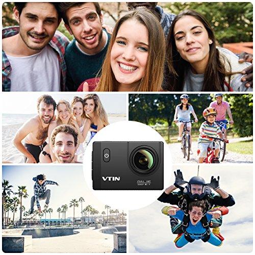 Action Cam: VTIN Action Kamera
