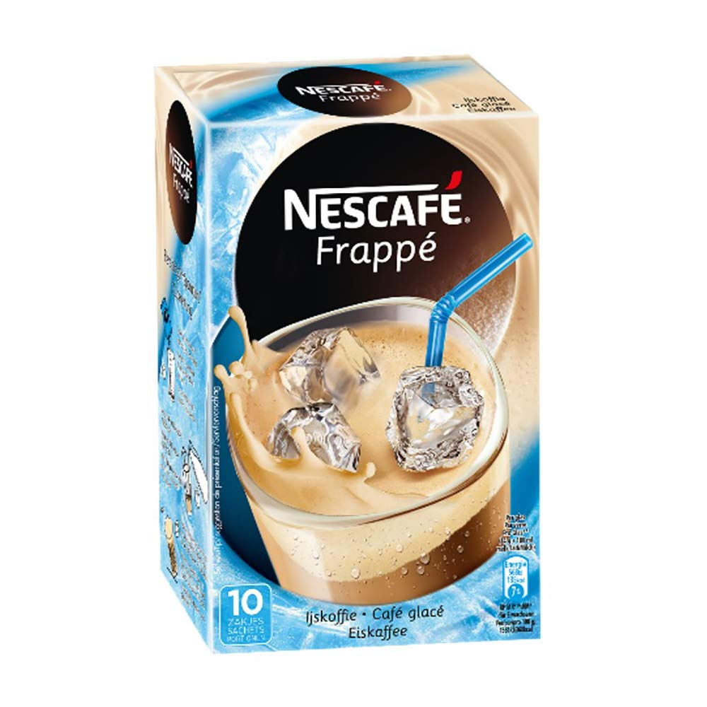 NESCAFE-FRAPPE-ICE-COFFEE-600-GRAMS-3-PACKAGES-WITH-EACH-10-x-20-GRAMS-German-EDITION