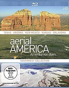 Aerial America (Amerika von oben) - Southwest Collection [2 Blu-rays]