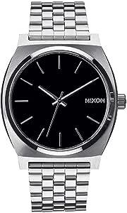 Nixon Time Teller - Black Orologi da Polso Argento/Nero