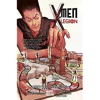 Esotico Invasivo. X-Men Legion: 2
