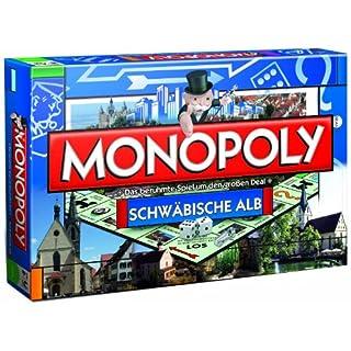 Monopoly Schwäbisch Alb regionale Edition - Das berühmte Spiel um den großen Deal!