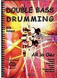 Nils Rohwer: Double Bass Drumming. Für Schlagzeug, Percussion