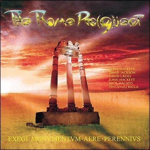 Rome Pro[G]Ject III: Exegi Monvmentvm Aere Perenniv (Audio CD)