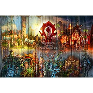 CGC Große Poster – World of Warcraft Horde Helden PC – ext169, Papier, 24″ x 36″ (61cm x 91.5cm)
