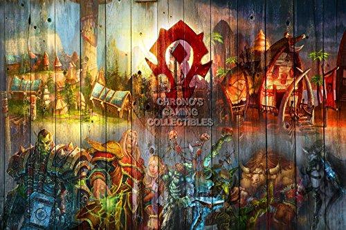 World of Warcraft – Horde Helden Poster