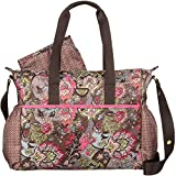 Oilily French Paisley Wickeltasche Baby Bag Emerald