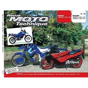 Rmt 75.3 Honda cbr 600 f 1987 à 1990 : Susuki dr 750s 1988 et 1989