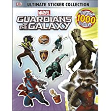 Guardians of the Galaxy. Ultimate sticker collection (Ultimate Sticker Collections)