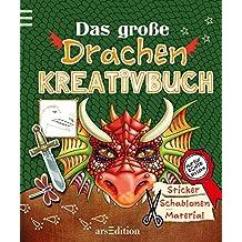 Das große Drachen-Kreativbuch (Das große Kreativbuch)