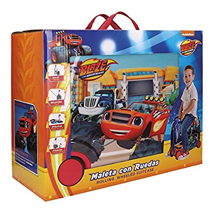 Blaze And The Monster Machine 4019961 Maleta
